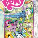 My Little Pony: Art is Magic Cover