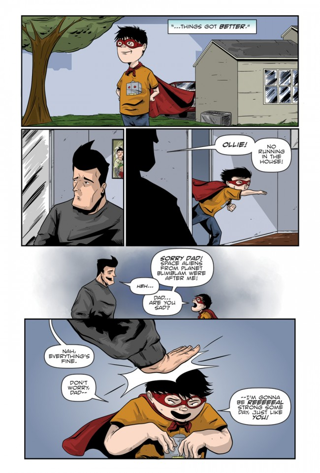 Metaphase Preview Page