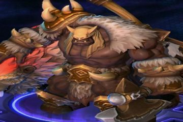Rexxar Heroes of the Storm