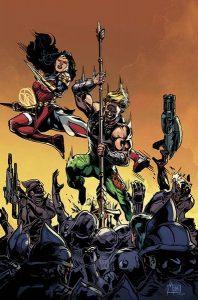 Aquaman #47 Cover
