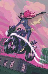 Batgirl #47 Cover