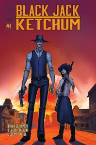 Black Jack Ketchum Cover