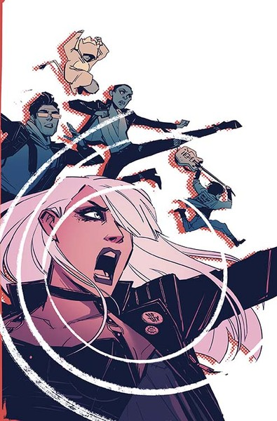 Black Canary #7 Cover