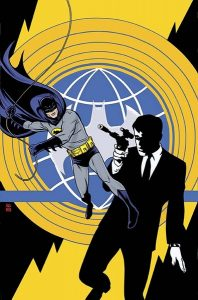 Batman '66 Meets the Man from Uncle #1