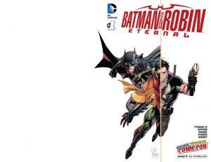 BATMAN AND ROBIN ETERNAL #1