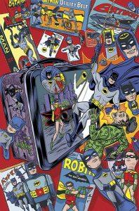 Batman '66 #30 Cover