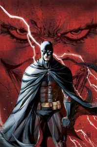 Batman Europa #2 Cover