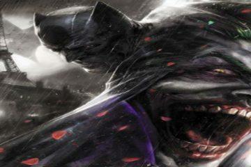 Batman Europa #3 Variant Cover