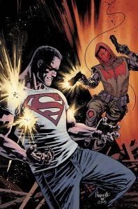 Batman / Superman #27 Cover