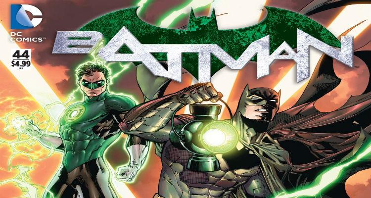 Batman #44 Variant Cover
