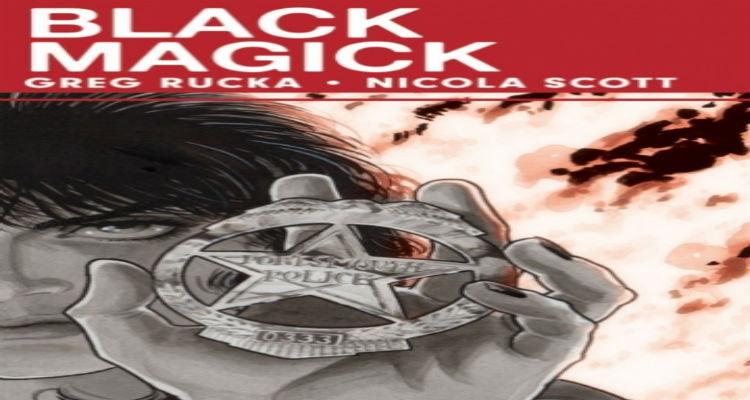 Black Magick Cover