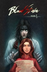 BLOOD STAIN, VOL. 1 OGN