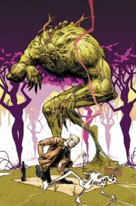 Constantine The Hellblazer #7 Cover