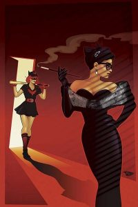 DC Comics Bombshell #6 Cover