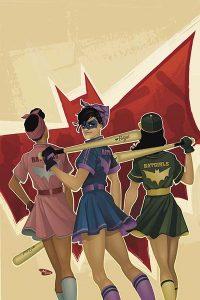 DC Comics Bombshell #7 Cover