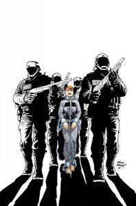 Dark Knight III #2 Cover