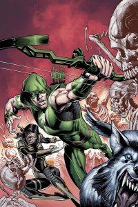 Green Arrow #47 Cover