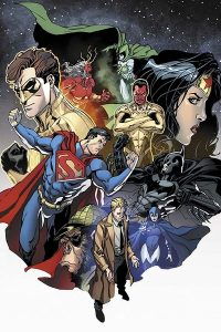 INJUSTICE: GODS AMONG US YEAR THREE VOL. 2 HC