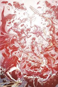 Justice League of America #7 Cover