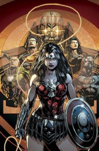 Justice League #47 Cover