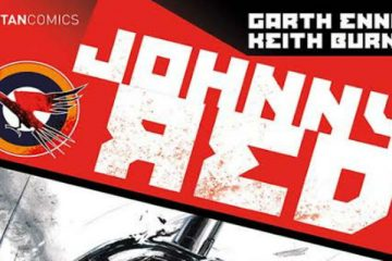 Johnny Red Cover