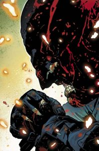 Midnighter #7 Cover