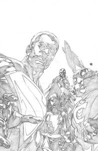 THE MULTIVERSITY #1-2 DIRECTOR'S CUT
