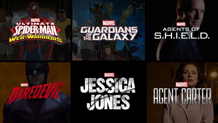 Marvel Television for NYCC