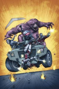 New Suicide Squad #15 Cover