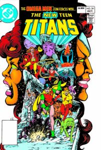 THE NEW TEEN TITANS VOL. 4 TP