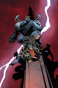 Robin Son of Batman #7 Cover