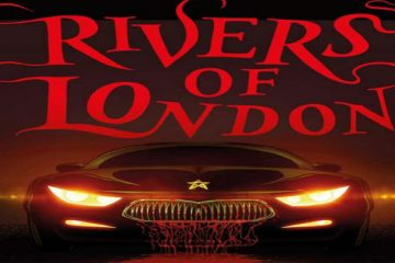 Rivers of London #3 Cover