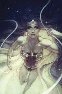 Sensation Comics Featuring Wonder Woman #17 Cover