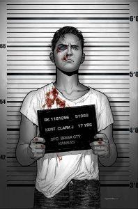 Superman American Alien #2 Cover