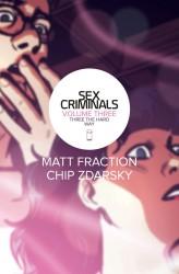 SEX CRIMINALS, VOL. 3 TP
