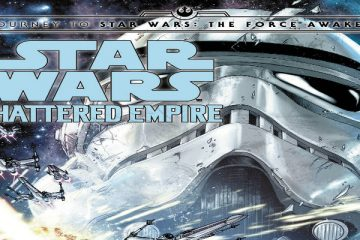 Star Wars: Shattered Empire Variant Cover