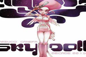 Sky Doll: Decade Cover