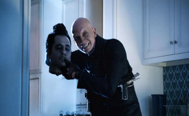 Victor Szasz Gotham Episode 1