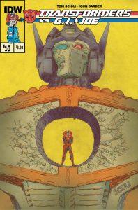 Transformers vs G.I. JOE #10