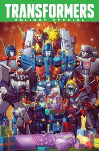 Transformers Holiday Special—SPOTLIGHT