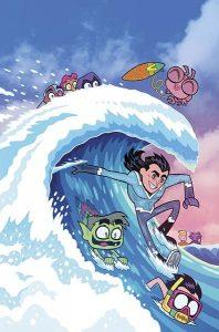 Teen Titans Go! #13 Cover