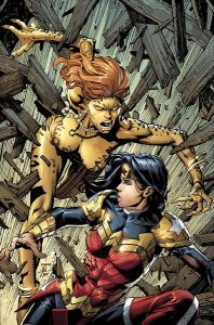 Wonder Woman #47 Cover