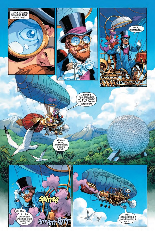 Figment 2 #1 Preview Page