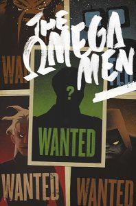 The Omega Men #7 Cover