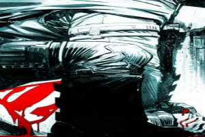 Sean Murphy's Dark Knight III Variant Cover