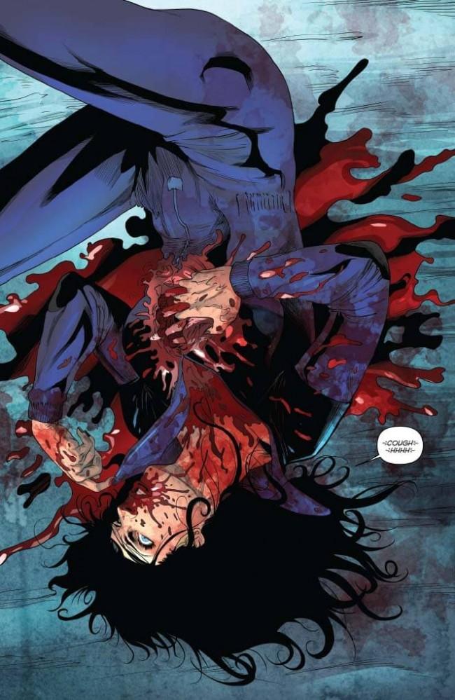 Comic Book Review  Aliens    Vampirella  2