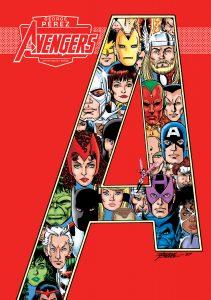 The Avengers: George Pérez Marvel Artist Select Series