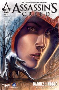 Barnes & Noble Variant by Mariano Laclaustra