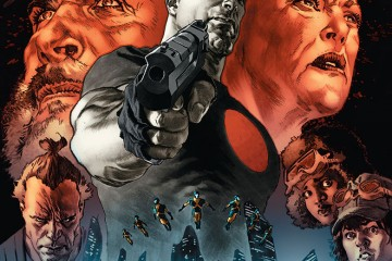 Bloodshot Reborn #10 Cover by Lewis LaRosa
