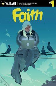 Faith #1 Cover